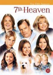i den syvende himmel / 7th heaven - sæson 5 - DVD