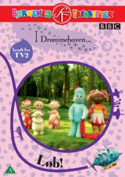 in the night garden / i drømmehaven 12 - løb ! - DVD