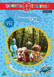 in the night garden / i drømmehaven 13 - blæsevejr i haven - DVD