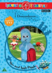 in the night garden / i drømmehaven 16 - sjov med iggle piggle - DVD