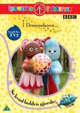 in the night garden / i drømmehaven - se hvad bolden gjorde - DVD