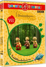 in the night garden / i drømmehaven - tombliboo bukserne - DVD