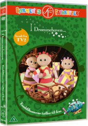 in the night garden / i drømmehaven - tomblibooerne tæller til 5 - DVD