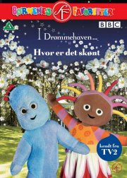 in the night garden / i drømmehaven vol. 6 - hvor er det skønt - DVD