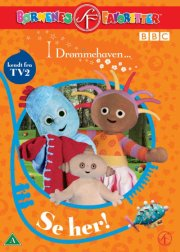 in the night garden / i drømmehaven vol. 7 - se her ! - DVD
