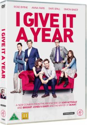 i give it a year - DVD
