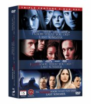 i know what you did last summer 1-3 - DVD