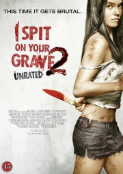 i spit on your grave 2: unrated - DVD