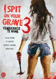 i spit on your grave 3 - DVD