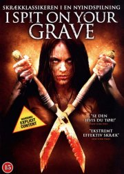 i spit on your grave - DVD