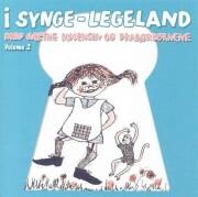 grethe mogensen og dragørbørnene - i synge-legeland 2 - cd