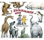 i zolololologisk have - en fagtesangbog for de mindste - bog