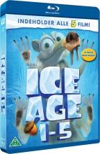 ice age 1-5 box set - Blu-Ray