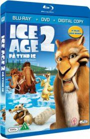 ice age 2  - Blu-ray + Dvd