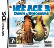 ice age 3: dawn of the dinosaurs - nintendo ds