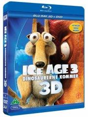 ice age 3 - dinosaurerne kommer  - 3D BLU-RAY+DVD