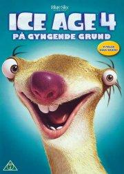 ice age 4: på gyngende grund - DVD