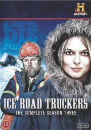 ice road truckers - sæson 3 - history channel - DVD