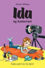 ida og kameraet - bog