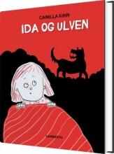 ida og ulven - bog