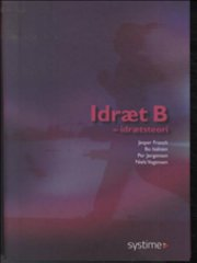 idræt b - idrætsteori - bog