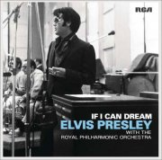 elvis presley - if i can dream - cd