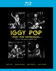 iggy pop post pop depression: live at the royal albert hall - Blu-Ray