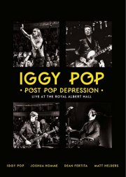 iggy pop - post pop depression: live at the royal albert hall - DVD