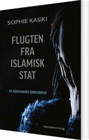flugten fra islamisk stat - bog