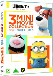 illumination pets mini movies collection - DVD