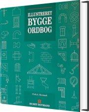 illustreret byggeordbog - bog