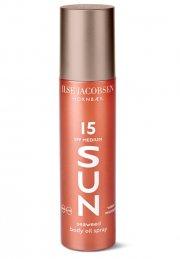 ilse jacobsen solcreme - sun body treatment sololie spf 15 - 150 ml. - Hudpleje