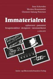 immaterialret - bog