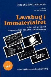 immaterialretspositioner - bog