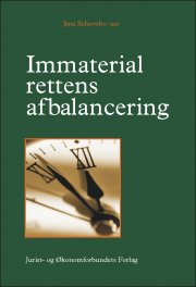 immaterialrettens afbalancering - bog