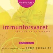 immunforsvaret, ressourcer og balance - CD Lydbog