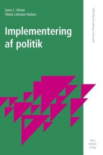 implementering af politik - bog