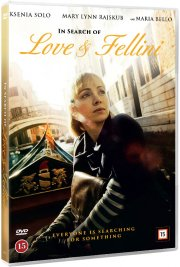 in search of love and fellini - DVD