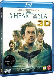 in the heart of the sea - 3D Blu-Ray