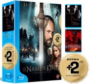 in the name of king / killshot / sacrifice - Blu-Ray