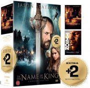 in the name of the king // the strangers // tyson - DVD