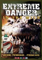 Image of   In The Wild - Extreme Danger - DVD - Film