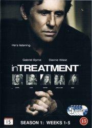 in treatment - sæson 1 del 1 - hbo - DVD