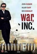 war inc - DVD