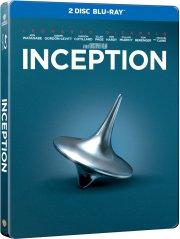 inception - steelbook - Blu-Ray
