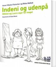 indeni og udenpå - bog