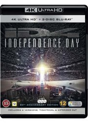 independence day 20th anniversary edition - 4k Ultra HD Blu-Ray