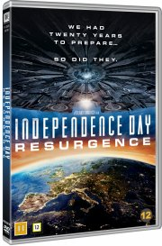 independence day 2 - resurgence - DVD