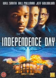 independence day - DVD