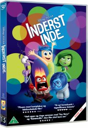 inderst inde - disney pixar - DVD